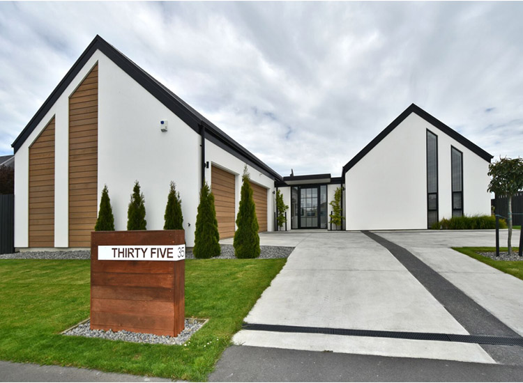 Exterior Plasterers Christchurch. RedRock Plastering Ltd