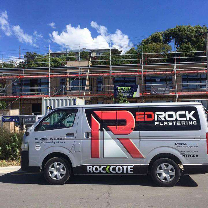 RedRock Plastering Christchurch Exterior Plasterers Christchurch and Canterbury.